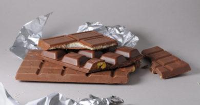 jezte bez obav čokoládu