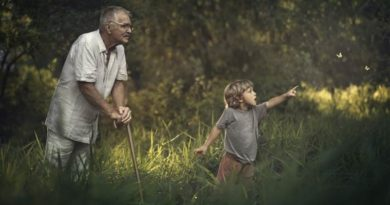 vztah mezi prarodiči