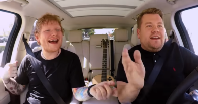 Carpool Karaoke s Edem Sheeranem