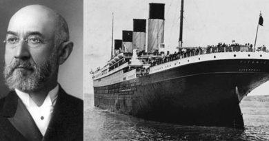 příběh z Titaniku