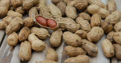 alergie na arašídy