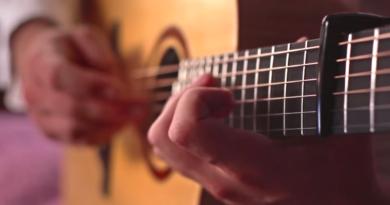 technika kytaristy