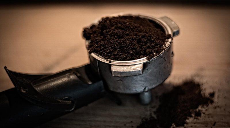 zbytky z kávy